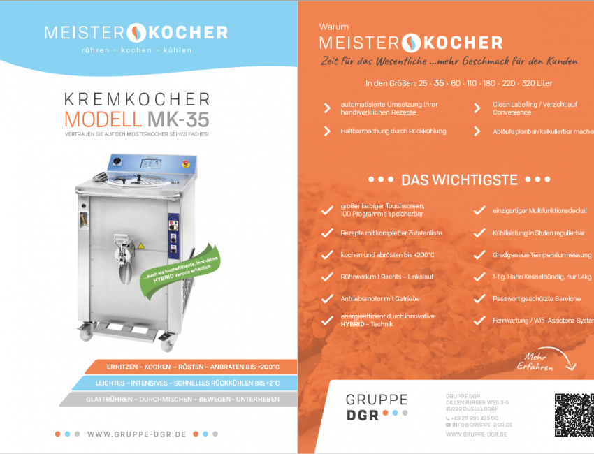 MeisterKocher MK35-H FLYER